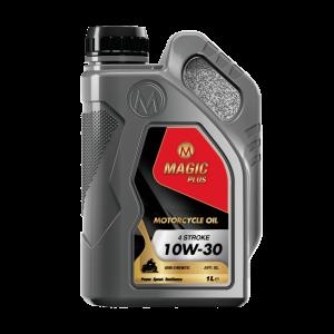 Magic Plus Motorcycle Oil API: SL
