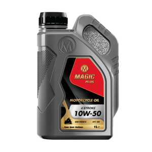 Magic Plus Motorcycle Oil 4T API: SM