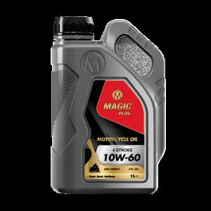 Magic Plus Motorcycle Oil 4T API: SN