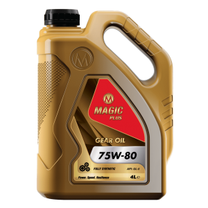 MAGIC PLUS Gear Oil GL-5 (Fully Synthetic)