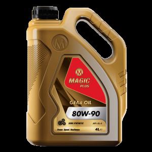 MAGIC PLUS Gear Oil GL-5 (Semi Synthetic)