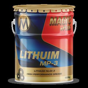 MAGIC PLUS  Lithium MP-3